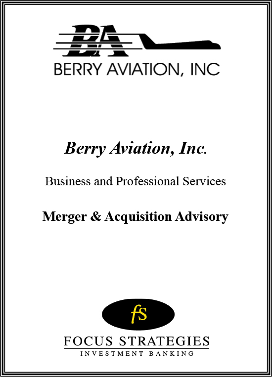 Berry Aviation Transaction 3