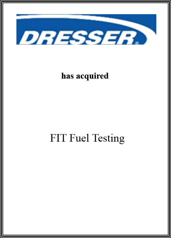 FIT Fuel Testing