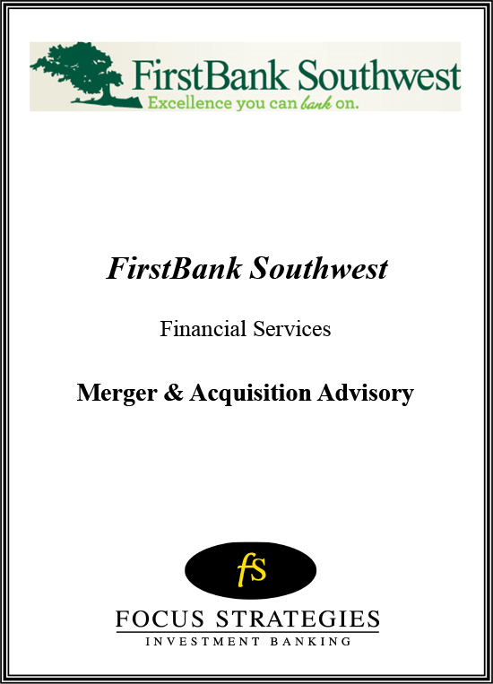 Firstbank Southwest