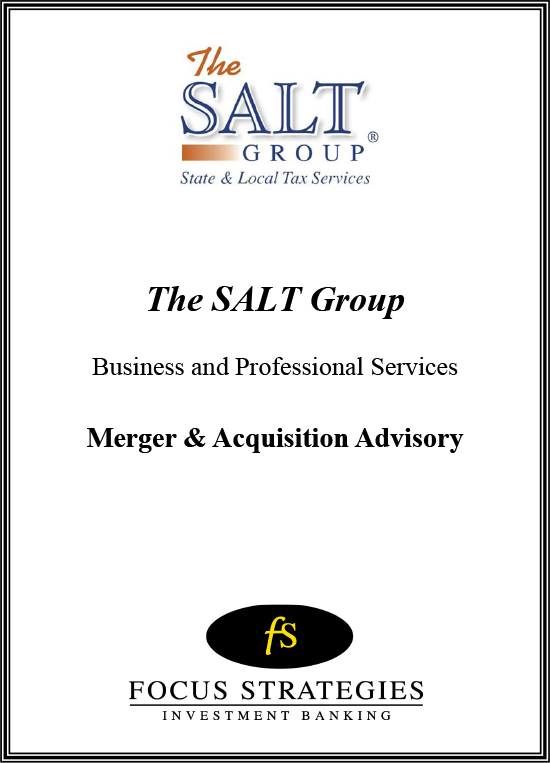 The Salt Group Final