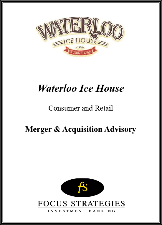 Waterloo Ice House Final