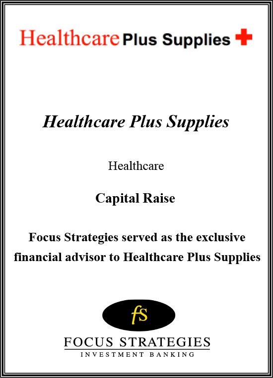 Healthcare Plus Supplies