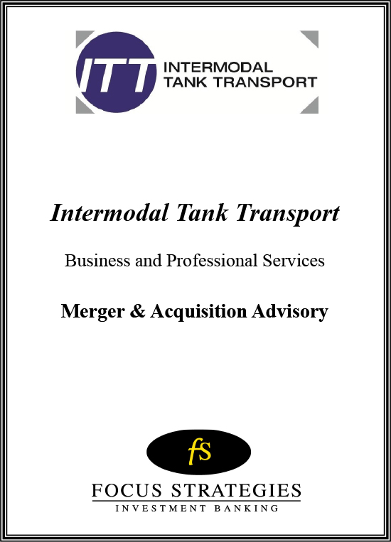 Intermodal Tank Transport